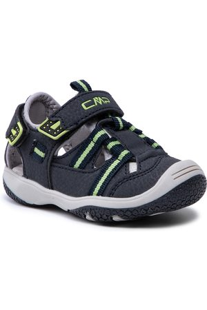 CMP Garçon Chaussures de randonnée - Sandales - Baby Naboo Hiking Sandal 30Q9552 Antracite U423