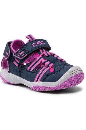 CMP Fille Chaussures de randonnée - Sandales - Baby Naboo Hiking Sandal 30Q9552 Blue M926