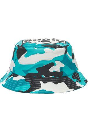 BHMG Homme Chapeaux - Bob En Textile Technique Camouflage À Logo