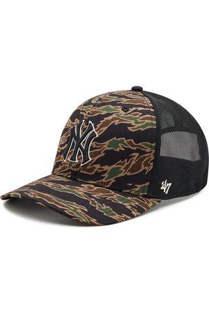 47 Brand Casquette - New York Yankees Drop Zone B-DRZNM17PTP-E1 Tiger Camo