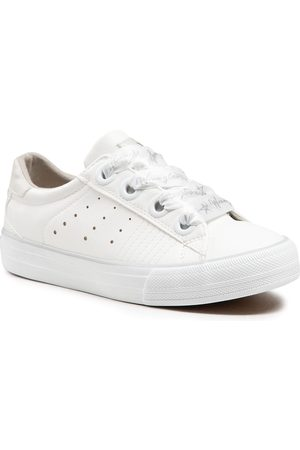 Wrangler Femme Baskets - Sneakers - Clay WL11560A White 051