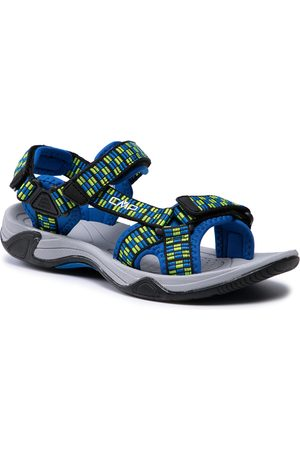CMP Chaussures de randonnée - Sandales - Kids Hamal Hiking Sandal 38Q9954J Zaffiro M974