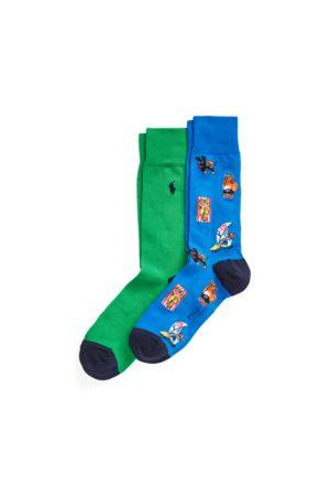 Polo Ralph Lauren 2 paires de chaussettes Polo Bear