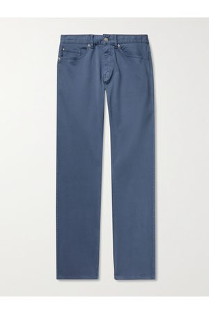 Peter Millar Homme Pantalons classiques - Ultimate Stretch Cotton and Modal-Blend Sateen Trousers