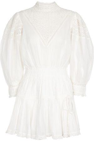 LOVESHACKFANCY Femme Robes d'été - Robe Viola en coton