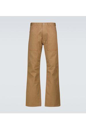 JUNYA WATANABE Pantalon chino en coton