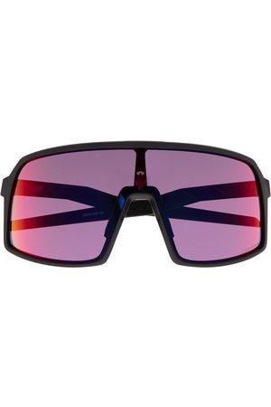 Oakley Homme Lunettes de soleil - Lunettes de soleil oversize à monture aviateur