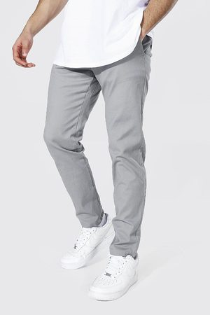 Boohoo Skinny Fit Chino Trouser Homme