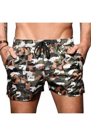 Andrew Christian Short de Bain Commando Camouflage