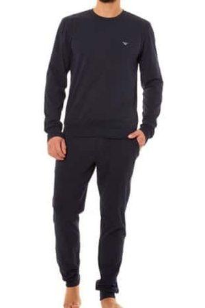 Emporio Armani Tenue d'intérieur Basic Loungewear Marine