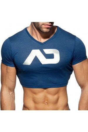 Addicted T-Shirt Crop AD Marine