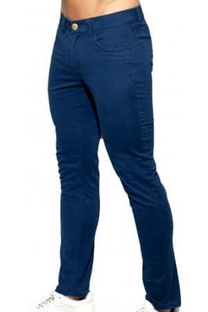 Es Pantalon Slim Fit Marine