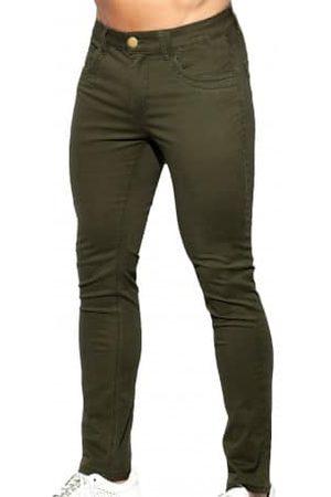 Es Pantalon Slim Fit Kaki