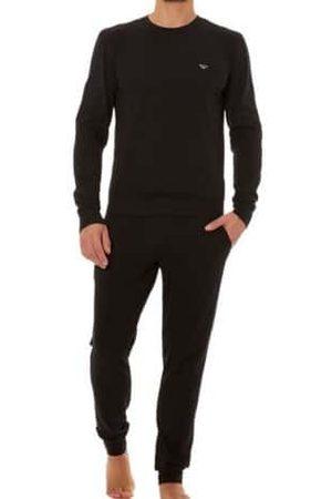 Emporio Armani Tenue d'intérieur Basic Loungewear Noire