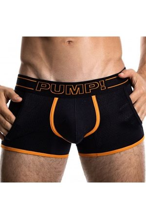 Pump! Boxer Jogger Nightlight - Orange