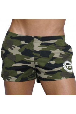 Es Short Fitness Camouflage