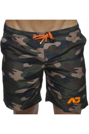 Addicted Short de Bain Long Camouflage
