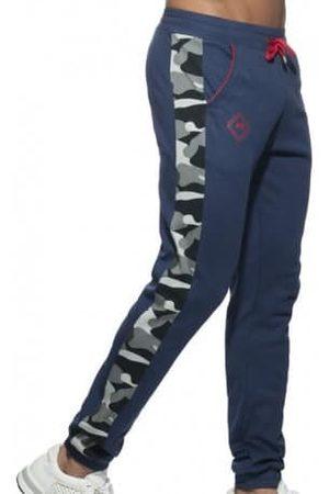 Addicted Homme Shorts - Pantalon Sport Camo Marine