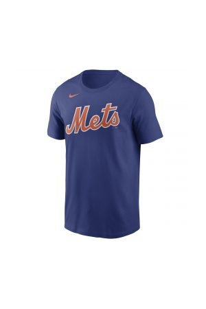 Nike Homme T-shirts - T-Shirt MLB New York Mets Wordmark pour Homme