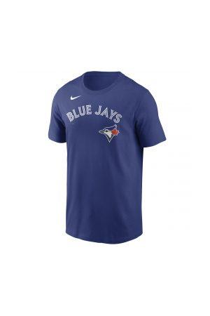 Nike Homme T-shirts - T-Shirt MLB Toronto Blue Jays Wordmark pour Homme