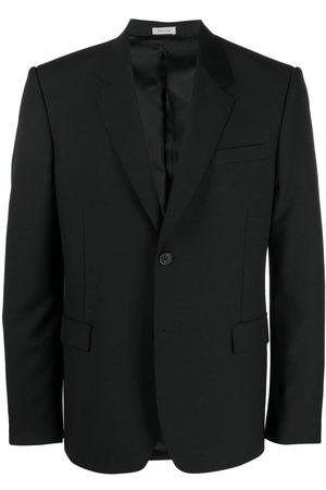 Alexander McQueen Veste de costume à simple boutonnage
