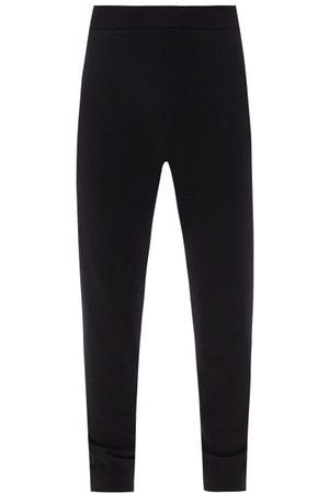 The Row Homme Joggings - Pantalon de jogging en cachemire Olivier