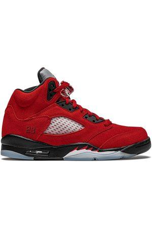 Jordan Kids Garçon Baskets - Baskets Air Jordan 5 Retro Raging Bull 2021