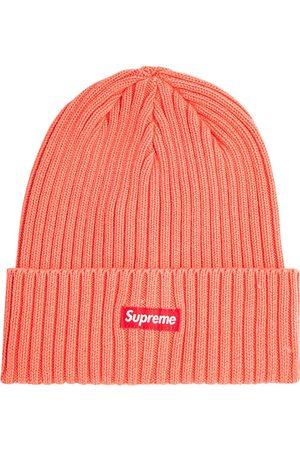 Supreme Bonnets - Bonnet à patch logo