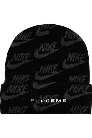 Supreme X Nike bonnet à logo