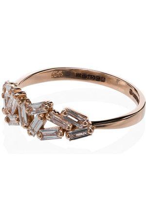 Suzanne Kalan Bague sertie de diamants