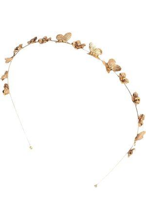 Jennifer Behr Femme Accessoires cheveux - Serre-tête Pippa à papillons
