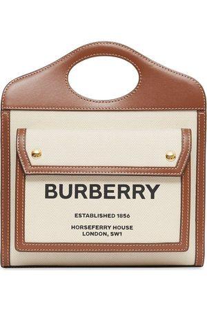 Burberry Mini Pocket tote bag