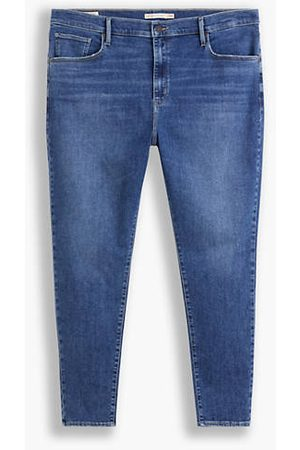 Levi's Mile High Super Skinny Jeans (Plus) Indigo foncé / Venice For Real