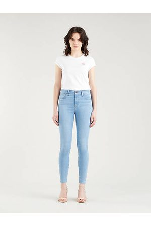 Levi's 720™ High Rise Super Skinny Jeans Indigo clair / Eclipse Center