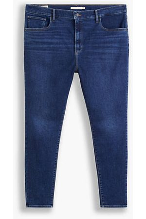 Levi's Mile High Super Skinny Jeans (Plus) Indigo foncé / Rome In Case