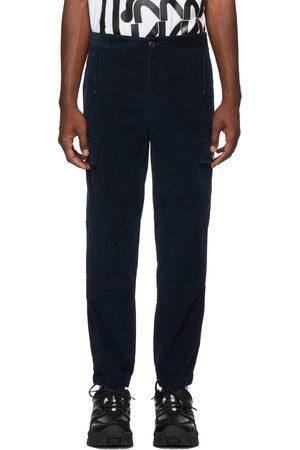 Moncler Genius Pantalon de survêtement bleu marine Sportivo 2 Moncler 1952