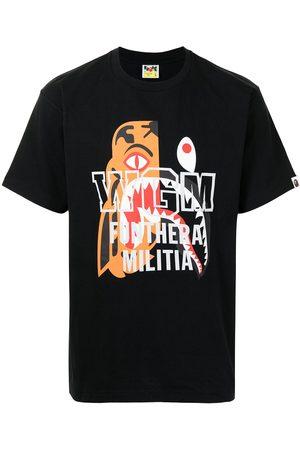A Bathing Ape T-shirt à imprimé graphique