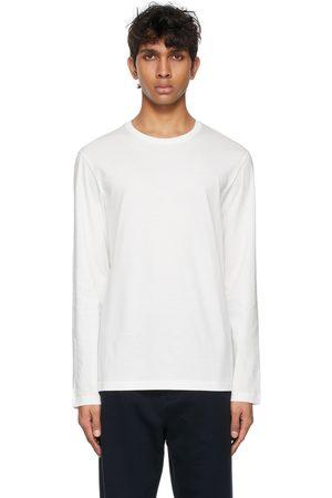 The Row T-shirt à manches longues Leon blanc