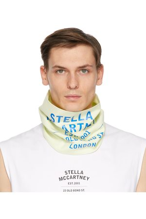 Stella McCartney Bandana jaune 'OBS 23' Shared