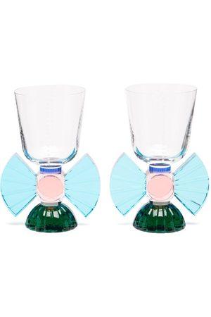 Reflections Copenhagen Ensemble de deux verres à cristaux Somerset