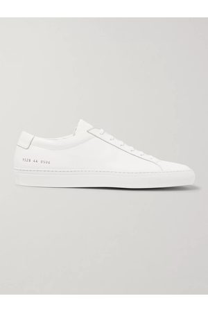 COMMON PROJECTS Homme Baskets - Original Achilles Leather Sneakers