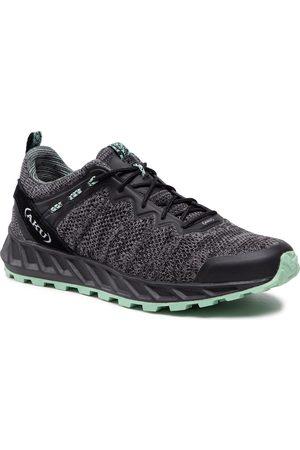 Aku Chaussures de trekking - Rapida Air W's 761.1 Black/Jade 650