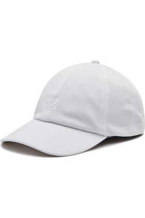 Under Armour Casquette - Play Up Cap 1351267-100 White
