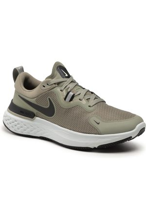 Nike Chaussures - React Miler CW1777 300 Light Army/Black/Photon Dust
