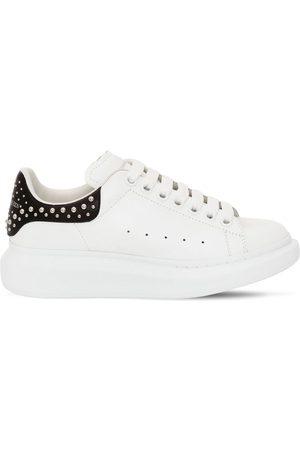 Alexander McQueen Sneakers En Cuir 45 Mm