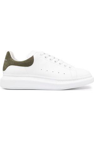 Alexander McQueen Homme Baskets - Oversized leather sneakers