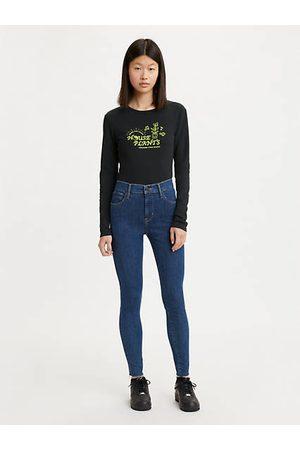 Levi's 720™ High Rise Super Skinny Jeans Indigo foncé / Echo Stonewash