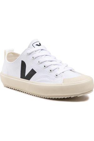 Veja Baskets - Nova Canvas NA011537A White/Black