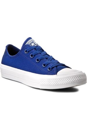 Converse Sneakers - Ct II Ox 150152C Sodalite Blue/White/Navy