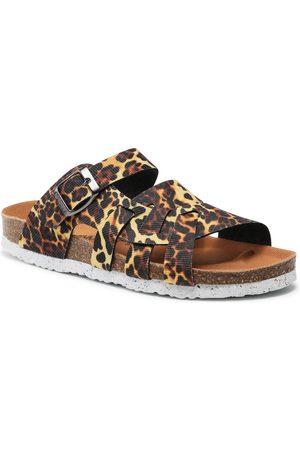 DR. BRINKMANN Mules / sandales de bain - 700078 Braun 02